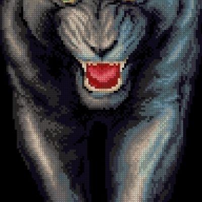 Серебристая Пантера
